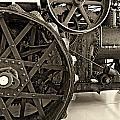 Steam Power Monochrome by Steve Harrington