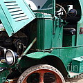 Steam Powered Truck 7d15099 by Wingsdomain Art and Photography