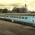 Steam Railroading 4 by Scott Hovind