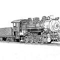 Steam Switcher Number 1894 by Calvert Koerber
