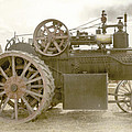 Steam Tractor by Kevin Felts