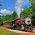Steam Train by Stan Williams