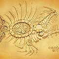 Steamfish 2 by Baron Dixon