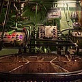 Steampunk - Naval - This Is Where I Do My Job by Mike Savad