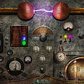 Steampunk - The Modulator by Mike Savad
