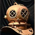 Steampunk - Diving - Diving Helmet by Paul Ward