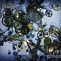 Steampunk Gears - Time Destroyed by Paul Ward