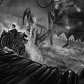 Steampunk Noir by Bjorn Sorensen