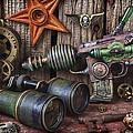 Steampunk Still Life by Garry Gay