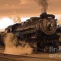 Steamtown Engine 2317 by Rich Walter