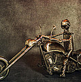 Steel Horse 2 by Peter Chilelli