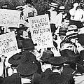 Steel Strike, 1937 by Granger