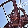 Steel Wheel by Jeremy Linot