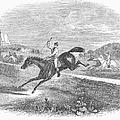 Steeplechase, C1880 by Granger