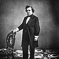 Stephen A. Douglas, American Politician by LOC/Photo Researchers