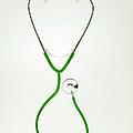 Stethoscope  Forming Hart by Yuji Sakai
