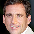 Steve Carell At Arrivals For The 40 by Everett
