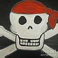 Steve The Pirate After Dark by Eva  Dunham