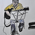 Steve's Guitar by Mickey Krause