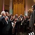 Stevie Wonder Receives A Standing by Everett