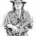Stevie's Blues by David Lloyd Glover