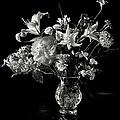 Still Life In Black And White by Endre Balogh