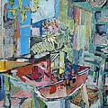 Still Life by Jadwiga Jehudith Sobel