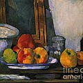 Still Life With An Open Drawer by Extrospection Art