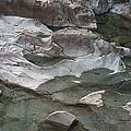 Stillwater Eroded Rock 2 by David Kleinsasser