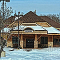 Stillwater Mn Depot by Tommy Anderson