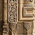 Beysehir, Turkey - Stone Detail by Mark Forte