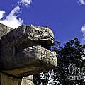 Stone Face by Ken Frischkorn