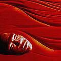 Stone Face Mahogany by Charles Dancik