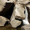 Stone Fountain by Juan Romagosa