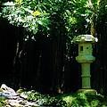 Stone Lantern by Craig Wood