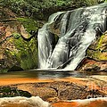 Stone Mountain Window Falls by Adam Jewell