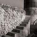 Stone Pila by Sherry Davis