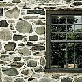 Stone Wall With A Window by David Chapman