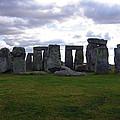 Stonehenge - Overcast by Joshua Benk