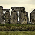 Stonehenge Monument by Jon Berghoff