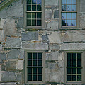 Stonehouse Windows by Nancy Griswold
