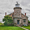 Stonington Lighthouse Museum by Guy Whiteley