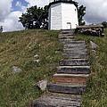 Stony Point Lighthouse Stony Point Ny by John Van Decker