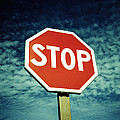 Stop Sign by Kevin Curtis