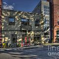 Store Fronts Thomas Wv by Dan Friend