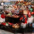 Store - Ny - Chelsea - Fresh Fruit Stand by Mike Savad
