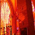 Storkyrkan I Stockholm by Kyra Munk Matustik