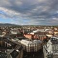 Storm Approaching Oslo by Carol Groenen