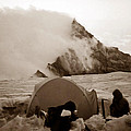 Storm Camp by David Lee Thompson