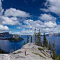 Storm Clearing From Discovery Point by Greg Nyquist